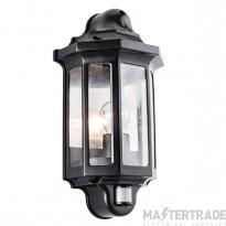 Traditional Pir Half Lantern Ip44 60W