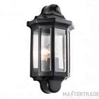 Traditional Half Lantern Ip44 60W