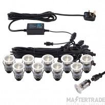 Ikonpro Cct 3000K/4000K 25Mm Kit Ip67 0.75W Cct