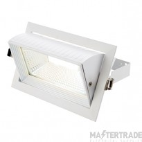 Axial Rectangular 35W Cool White