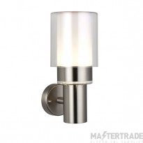 Olympia 1Lt Wall Ip44 10.8W Cool White