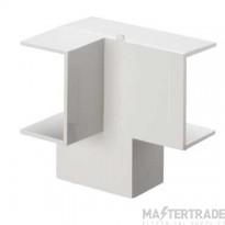 Mita MIT2LHW LH Intsec Tee 25x16mm White