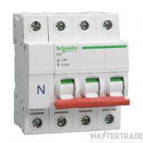 Schneider (Square D) SE125SW3L KQ Incomer 3P&N 125A (iKQ)