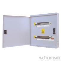 Square D Distribution Board 14+14Way Split meter board (KQ)