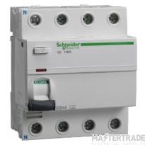 Schneider (Square D) SED40034 RCD 4P 40A 30mA (iKQ)