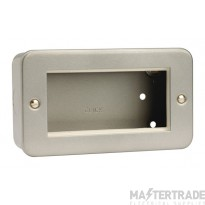 Click Metal Clad  New Media Quad Aperture Plate CL312