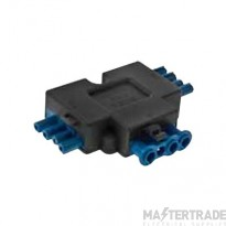 Click Flow CT350 20A 4 Pin Splitter (1 In 2 Out)