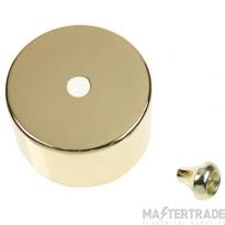 Click CV210BR Cover for CA/PRC210 Brass