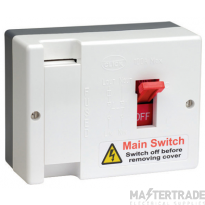 Click DB750 Switch Fused Main 100A