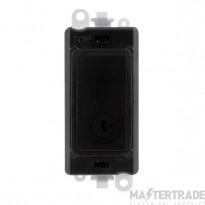 Click Grid Pro GM2047-LBK 13A Fused (Lockable) Module Black