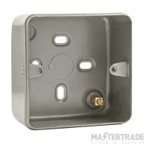 Click Deco Plus 1 Gang 40mm Pattress Box MCP085