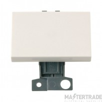 Click MiniGrid MD009PW Polar White 2 Way Paddle Switch Module