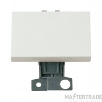 Click MiniGrid MD009WH White 2 Way Paddle Switch Module