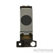 Click MiniGrid MD017BKBN Black Black Nickel 20A Flex Outlet Mod