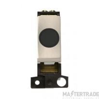 Click MiniGrid MD017BKSC Black Satin Chrome 20A Flex Outlet Mod