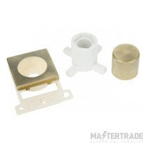 Click MiniGrid MD150AB Antique Brass Dimmer Module Mounting Kit