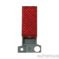 Click Minigrid 240V Indicator Module Red MD280