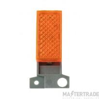Click Minigrid 240V Indicator Module Amber MD281