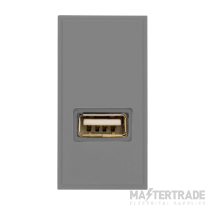 Click MM300GY USB Output & Fly Lead Blk