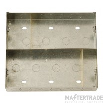 Click New Media 47mm Double Metal Back Box MP525