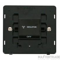 Click Definity 3 Pole Fan Isolator Switch SIN020BK