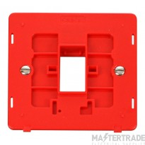 Click Definity Switch Interior 1 Gang 1 Aperture Red SIN401RD