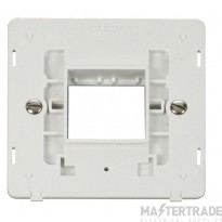 Click Definity 1 Gang Plate 2G Aperture Switch Insert SIN402PW