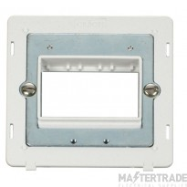 Click Definity 1 Gang Plate 3G Aperture Switch Insert SIN403PW
