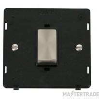 Click Definity 45A DP Switch Single Plate Insert SIN500BKBS