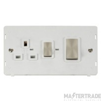 Click Definity 45A DP Cooker Socket Insert SIN504PWBS