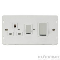 Click Definity 45A DP Cooker Socket Insert SIN504PWCH