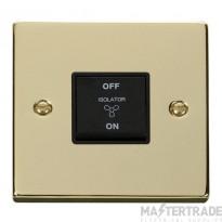Click VPBR020BK Switch Fan Isol 10A PB