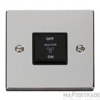 Click VPCH020BK Switch Fan Isol 10A PC