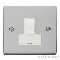 Click Deco Polished Chrome Switched Fused Spur VPCH651WH