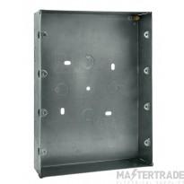Click Grid Pro 24 Gang Flush Mount Knock Out Box 56mm WA20524