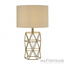 Searchlight Skandi Geometric Base Table Lamp