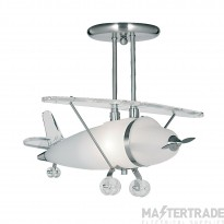 Searchlight 737 Novelty Aeroplane Ceiling Pendant Light