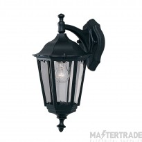 Searchlight 82531BK Alex Outdoor Downlight Lamp