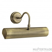 Searchlight 869AB Antique Brass 30cm Picture Light