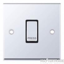 "Selectric LGA 10 Amp Push Switch - 1 Gang - X-Rated ""PRESS""?"