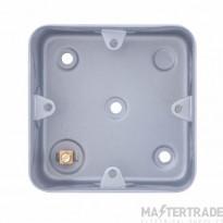 Selectric LGA 1 Gang Surface Mounting / Back Box