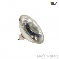 SLV 1001028 LED QPAR111 GU10 Bulb, 38?, 2700K, 540lm, dimmable