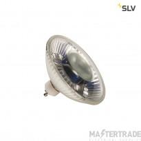 SLV 1001029 LED QPAR111 GU10 Bulb, 38?, 3000K, 630lm, dimmable