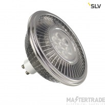 SLV 1001242 LED lamp, GU10 111mm 30? 2700K
