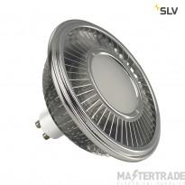 SLV 1001244 LED lamp, GU10 111mm 140? 2700K