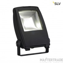 Intalite 1001642 LED FLOOD LIGHT, matt black, 30W, 5700K, 100?, IP65