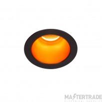 SLV 1002594 HORN MAGNA LED outdoor DL, black/gold, 3000K, 25?