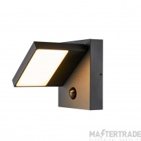 SLV 1002990 ABRIDOR SENSOR WL Outdoor LED IP55 anthracite 3000/4000K