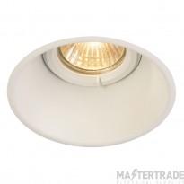 Intalite 113161 HORN-O GU10, steel, 1x GU10 max. 50W, matt white, IP21, incl. clip springs