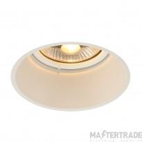 Intalite 113171 HORN-T recessed fitting, QPAR111, matt white, GU10, max. 50W